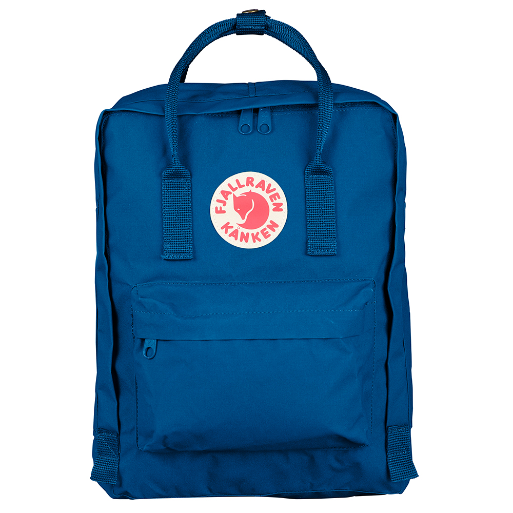 Fjallraven Kanken Lake Blue Backpack