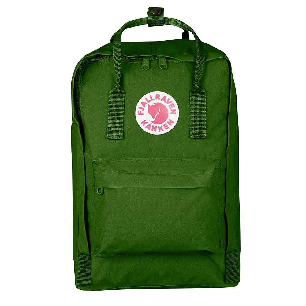 """Kanken LT 15"""" Leaf Green Backpack"""