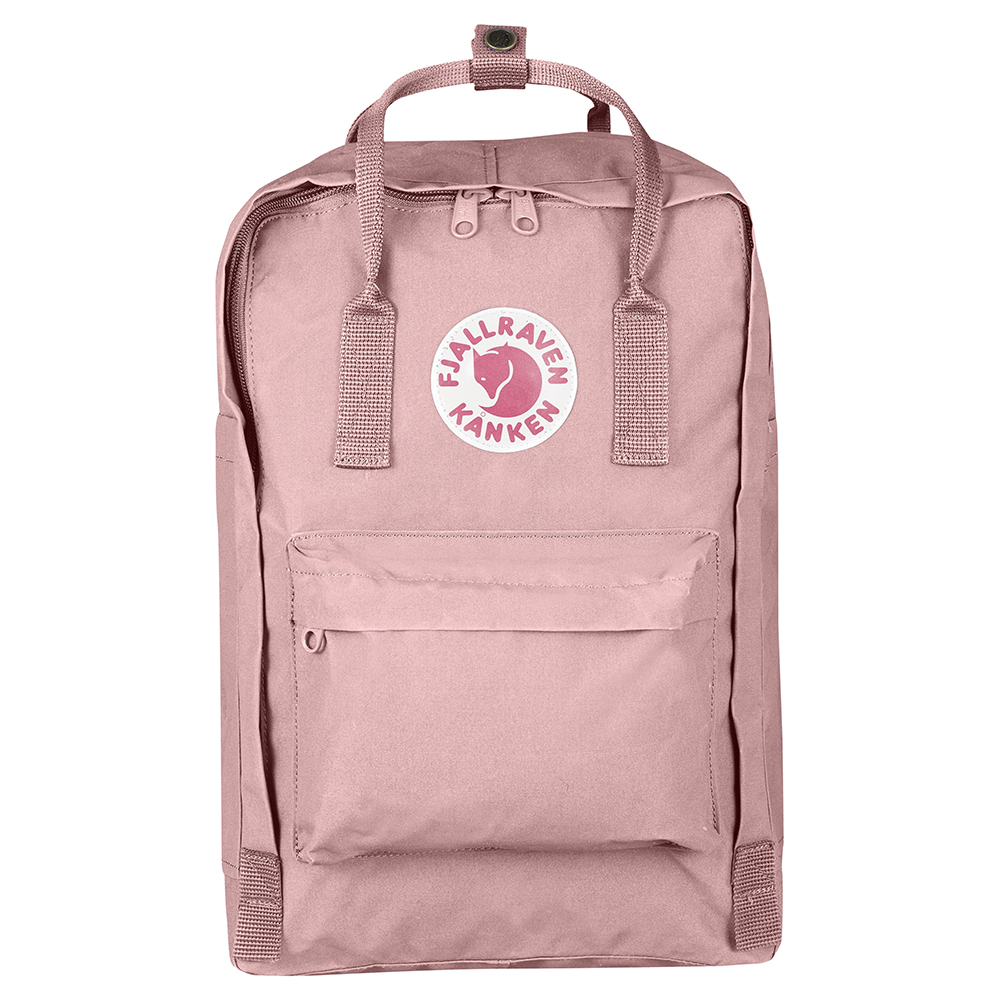 "Fjallraven Kanken 15"" Backpack Pink"