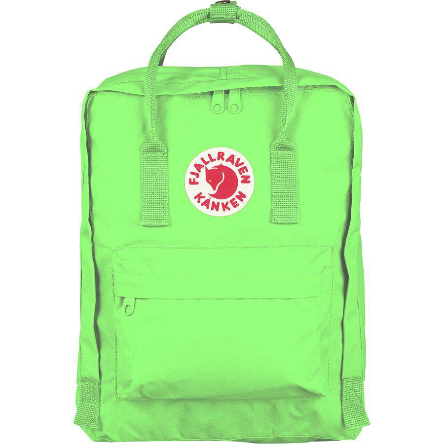 Fjallraven Kanken Backpack Villa Green