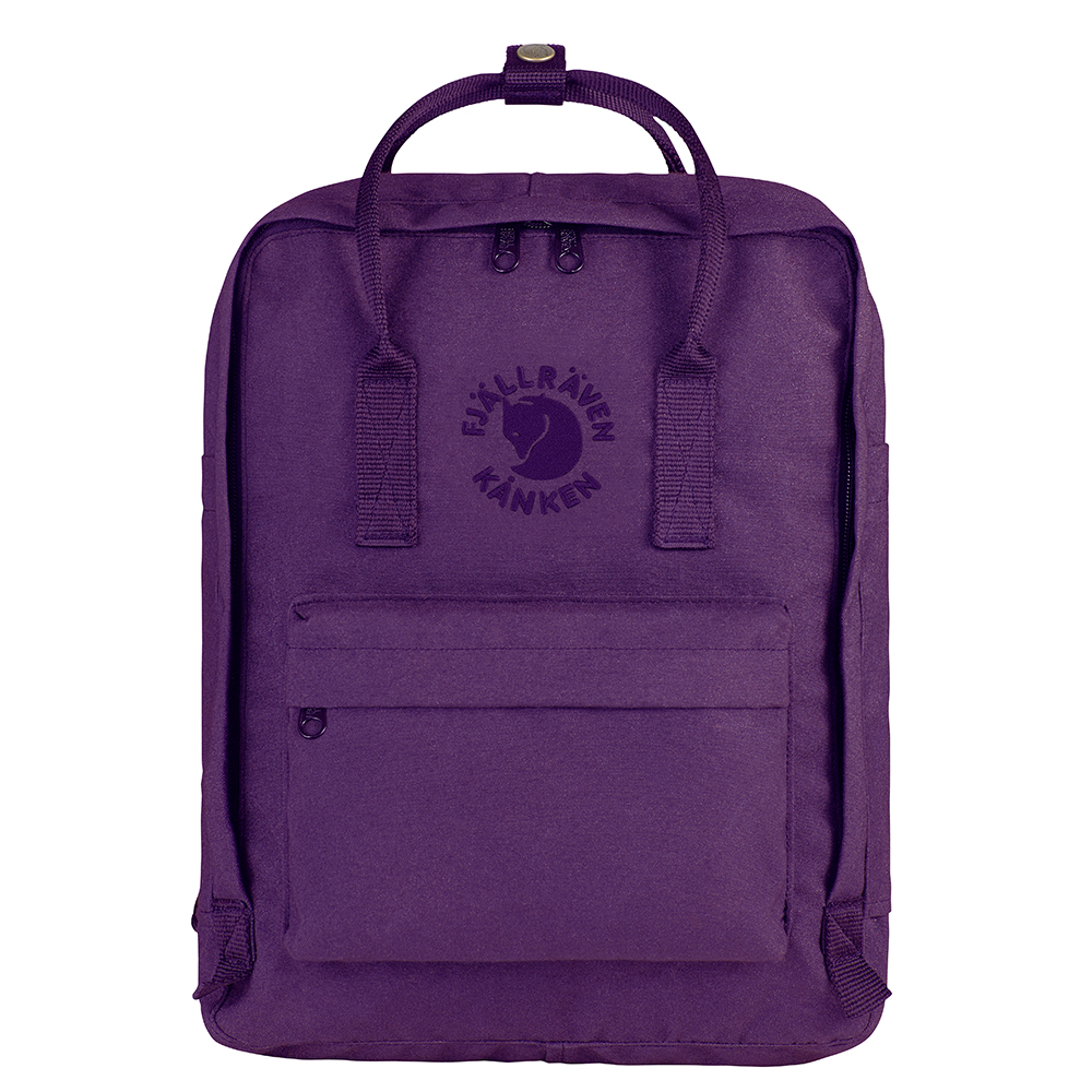 Re-Kanken Backpack Deep Violet