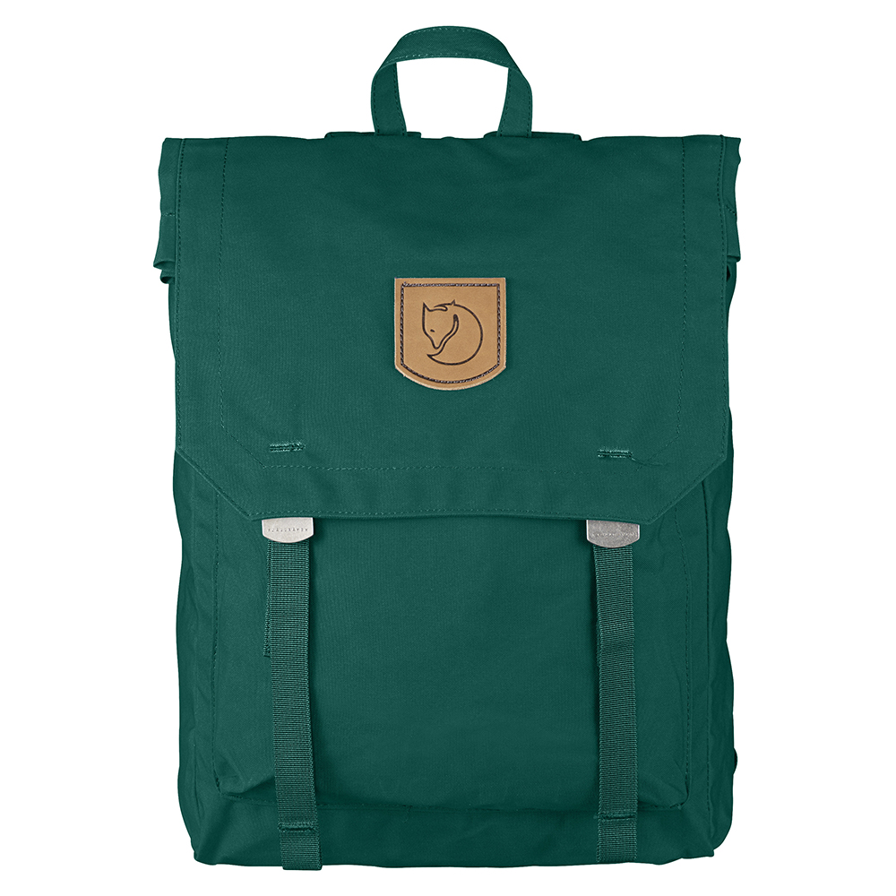 Fjallraven Foldsack NO.1 Backpack Copper Green