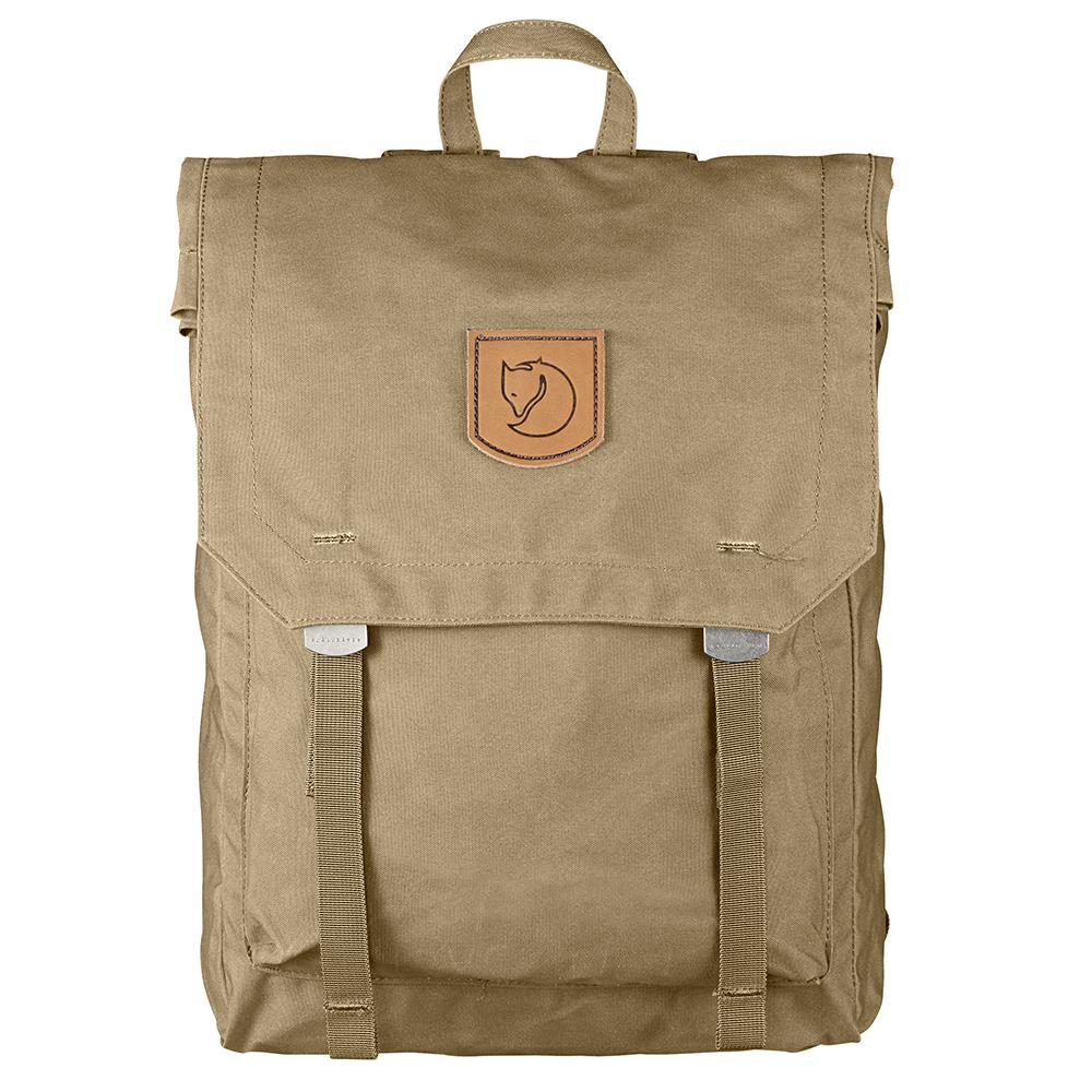 Fjallraven Foldsack NO.1 Backpack Sand