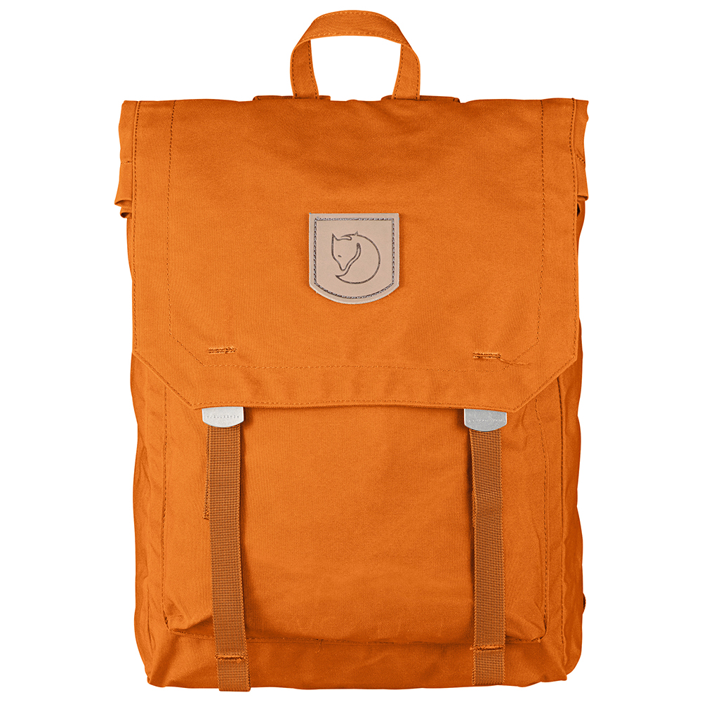 Fjallraven Foldsack NO.1 Backpack Seashell Orange