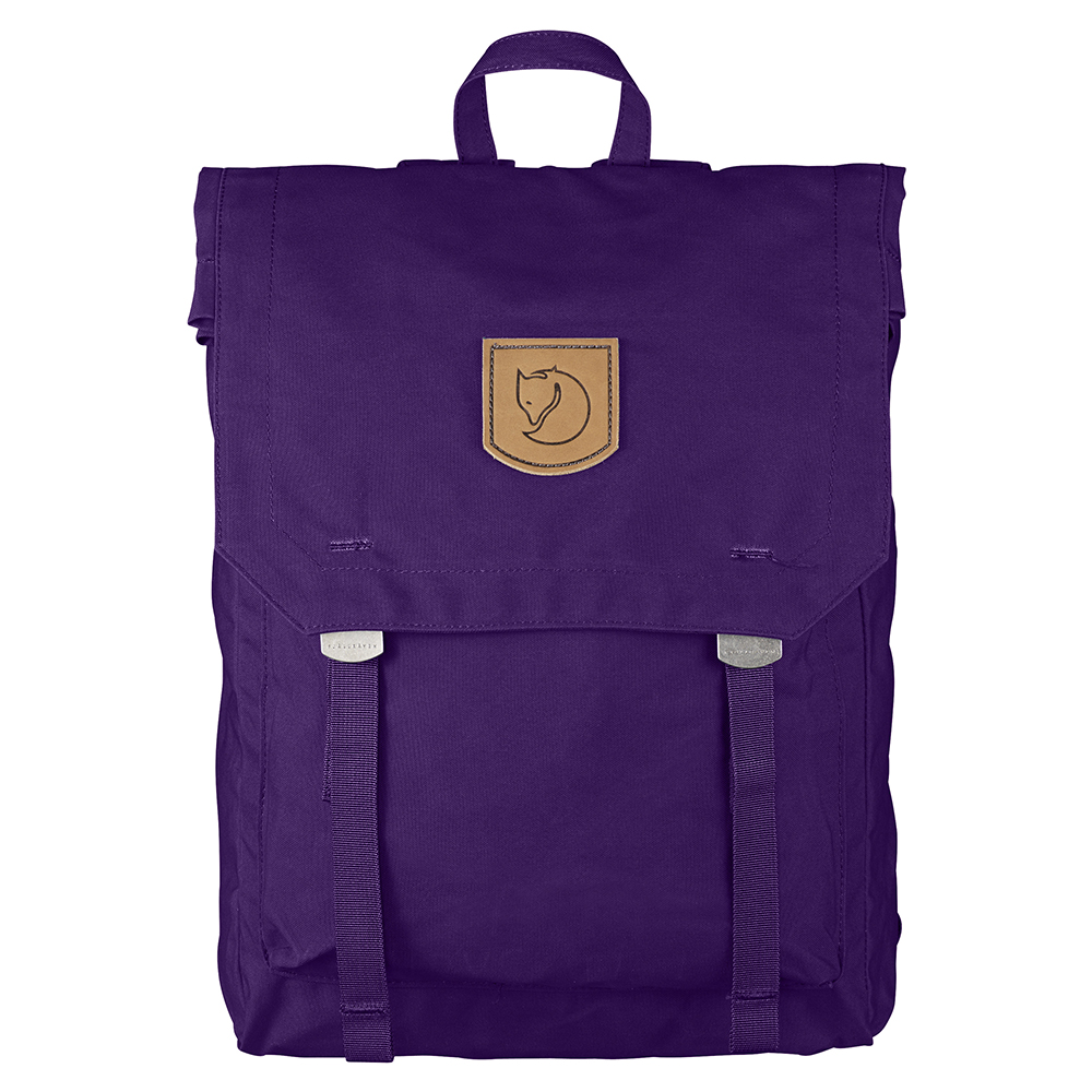 Fjallraven Foldsack NO.1 Backpack Purple