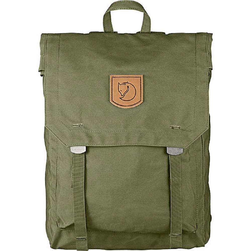 Fjallraven Foldsack NO.1 Backpack Green