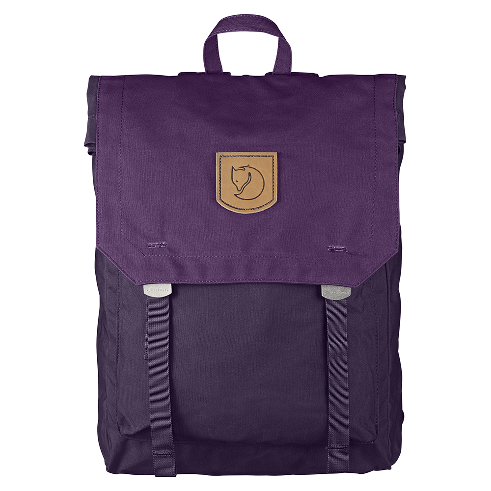 Fjallraven Foldsack NO.1 Backpack Alpine Purple-Amethyst