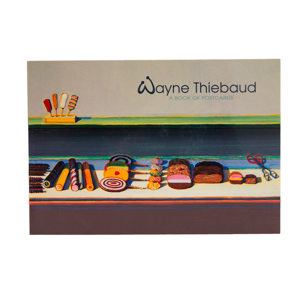 Postcard Thiebaud