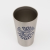 Metal UC Davis Aggies Pint cup Satinless Steel/Blue logo thumbnail