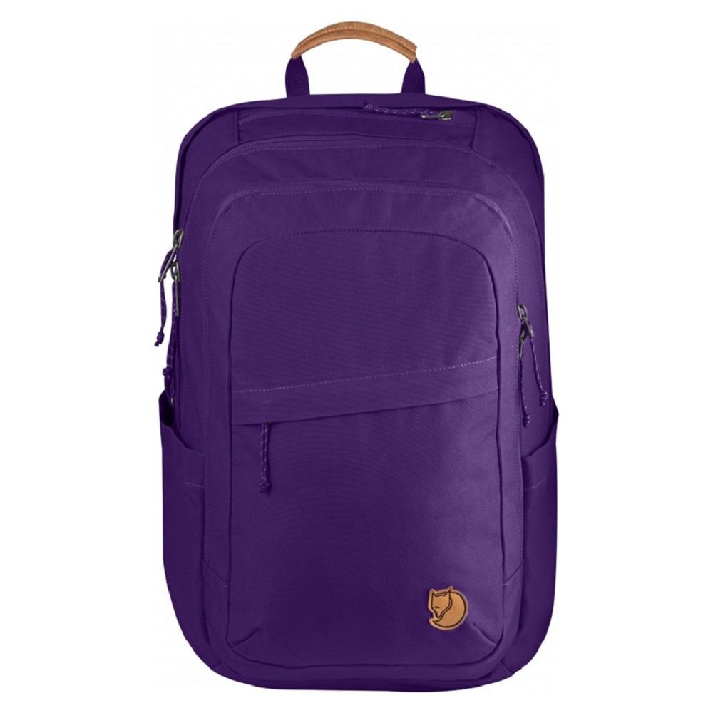 Fjallraven Raven 28 Backpack Purple