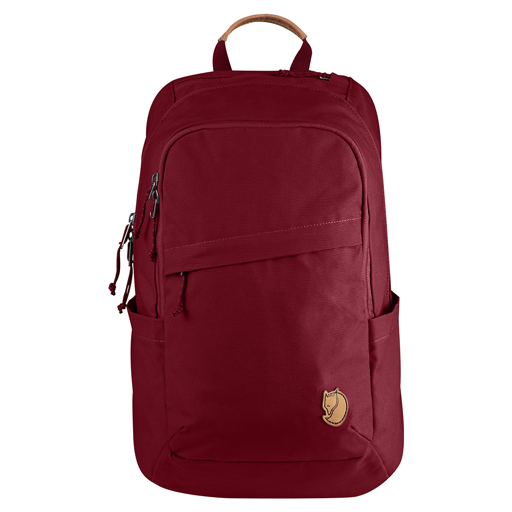 Fjallraven Raven 20 Backpack Redwood