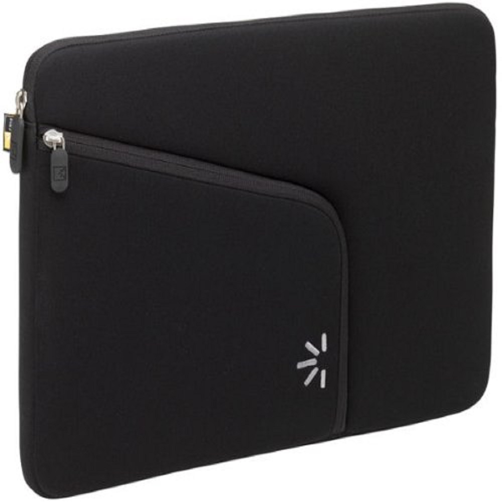 "Case Logic PAS213 13"" Laptop Sleeve Black"
