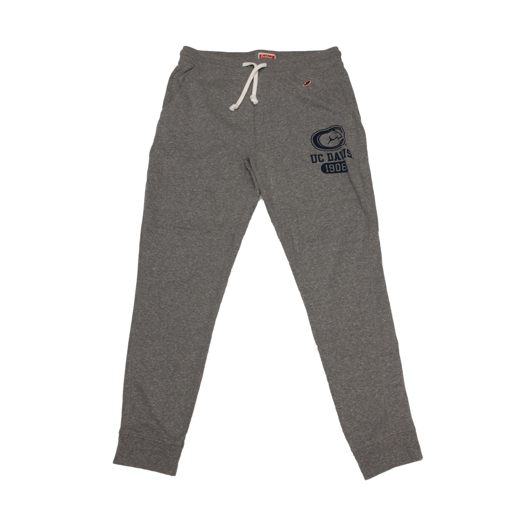 UC Davis Sweatpants Men's League Oxford Mascot