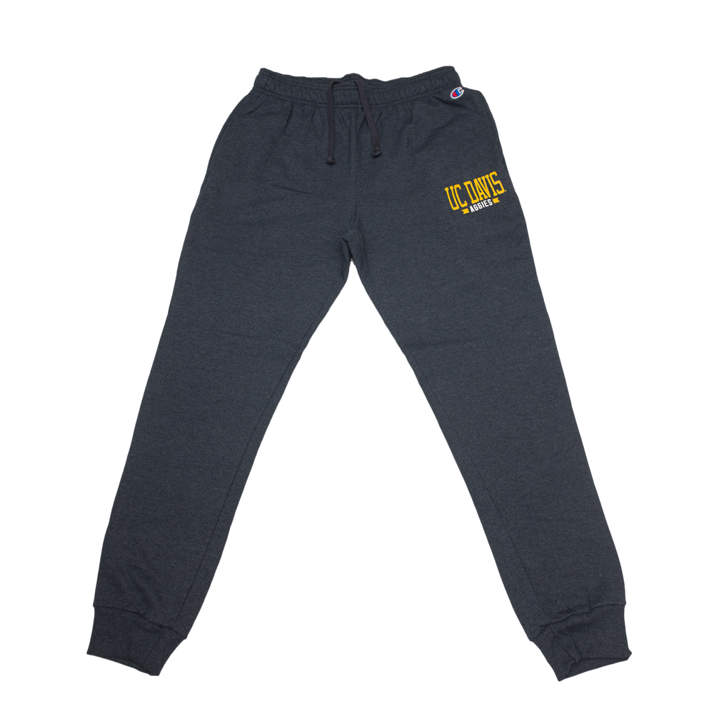 UC Davis Sweatpants Jogger Champion Navy