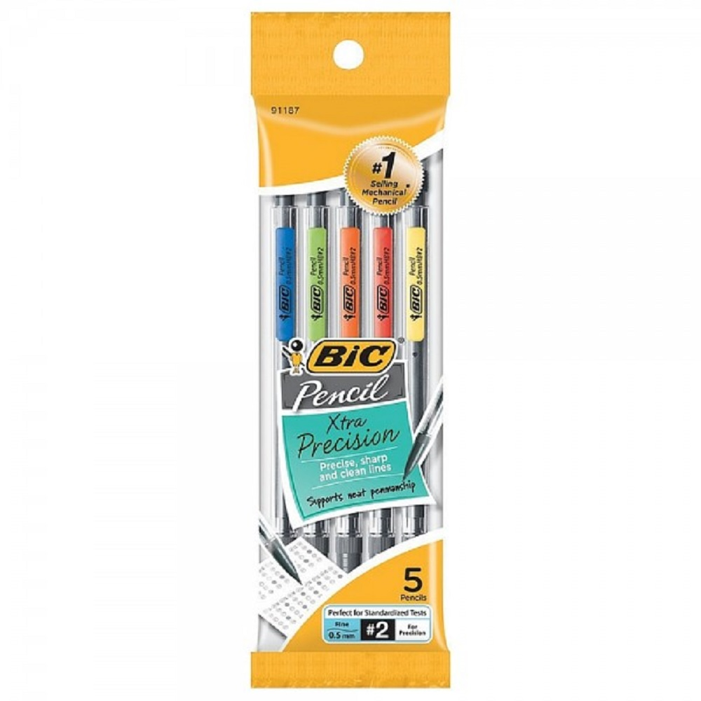 BIC® Xtra-Precision Mechanical Pencil 0.5mm