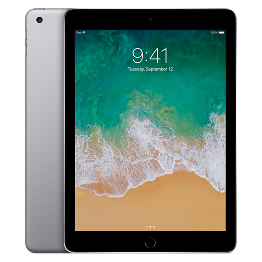 "The New iPad 9.7"" 32GB Wi-Fi Space Gray"