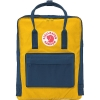 Fjallraven Kanken Backpack Navy/Warm Yellow thumbnail