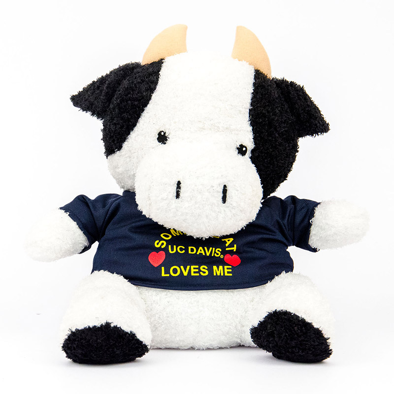 Plush Cuddle Cow