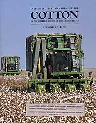 Integrated Pest Management for Cotton in the Western Region