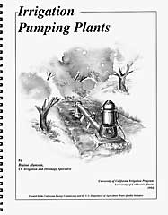 Irrigation Pumping Plants
