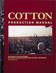 Cotton Production Manual