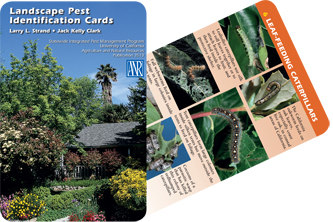 Landscape Pest ID Cards