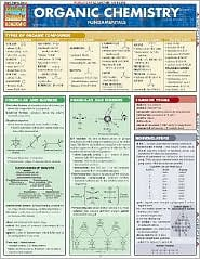 Organic Chemistry Fundamentals BarCharts