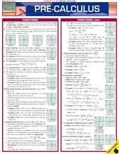 Pre-Calculus BarChart