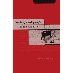 Teaching Hemingway's The Sun Also Rises