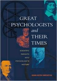 Great Psychologists and Their Time