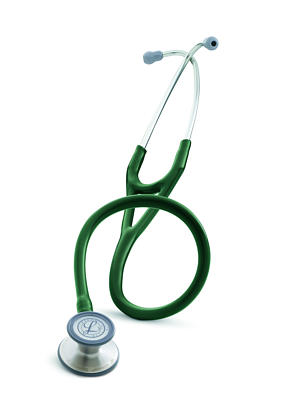 Littmann Cardiology III Stethoscope Hunter Green 27""