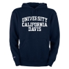 Jansport UC Davis Hood Navy Sweatshirt Felt (2XL) thumbnail