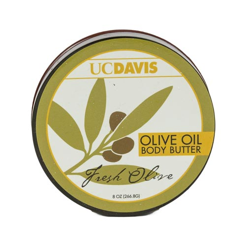 UC Davis Olive Oil Body Butter