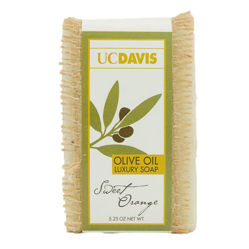 UC Davis Olive Oil Luxury Soap