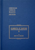 Cheddar Cheese Making & Elements of Dairying