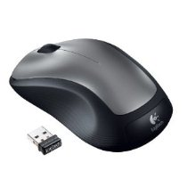Logitech M310 Wireless Mouse (Silver)
