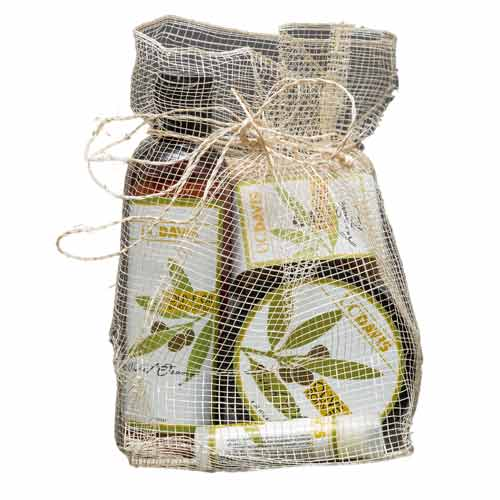 UC Davis Olive Oil Products Gift Bag
