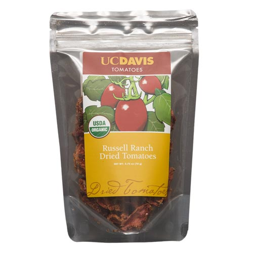 UC Davis Sun-Dried Tomatoes - 2.75 oz