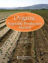 Organic Vegetable Production Manual