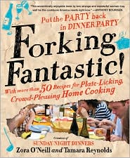 Forking Fantastic: Put the Party Back in Dinner Party