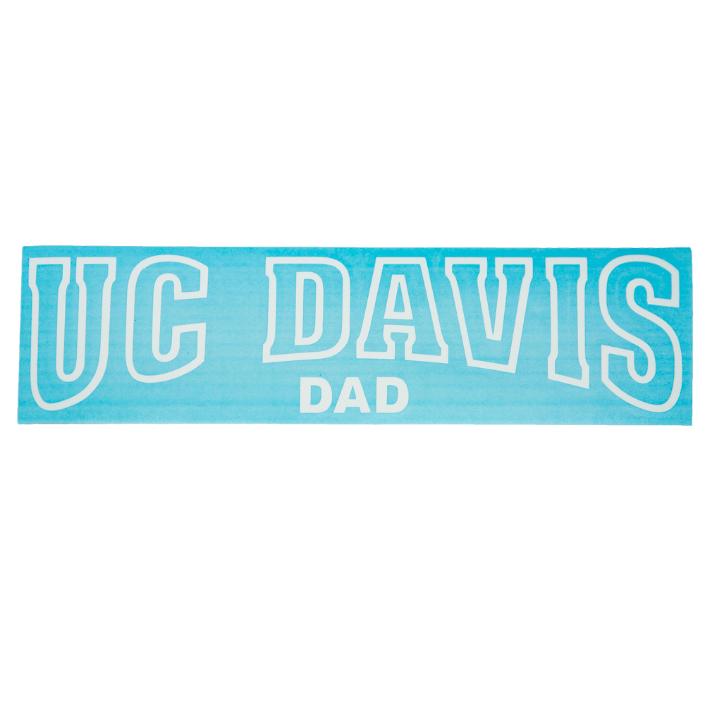 Image For Decal UC Davis Dad