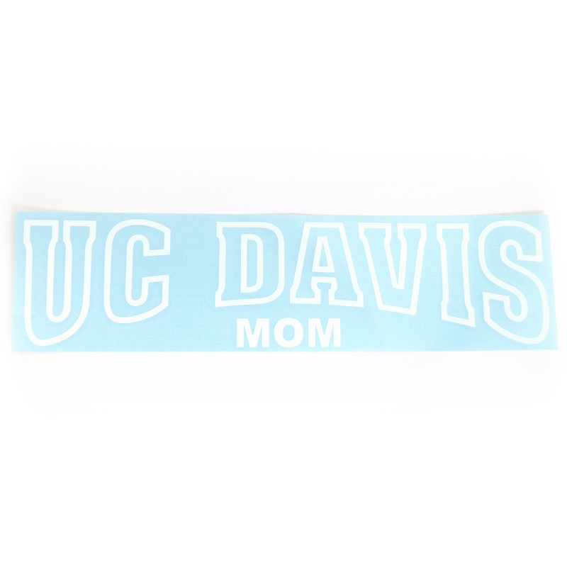 Cover Image For Decal UC Davis Mom