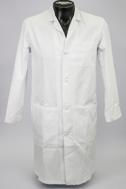 Image For Chemistry Lab Coat Large