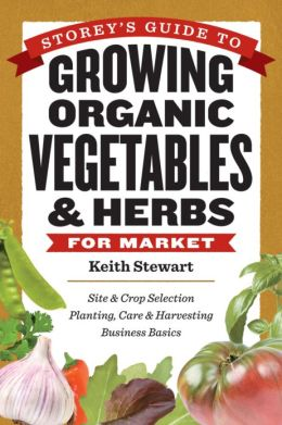 Image For Storey's Guide to Growing Organic Vegetables & Herbs