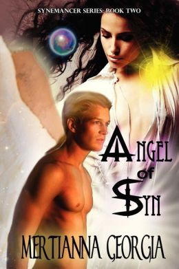 Cover Image For Angel of Syn
