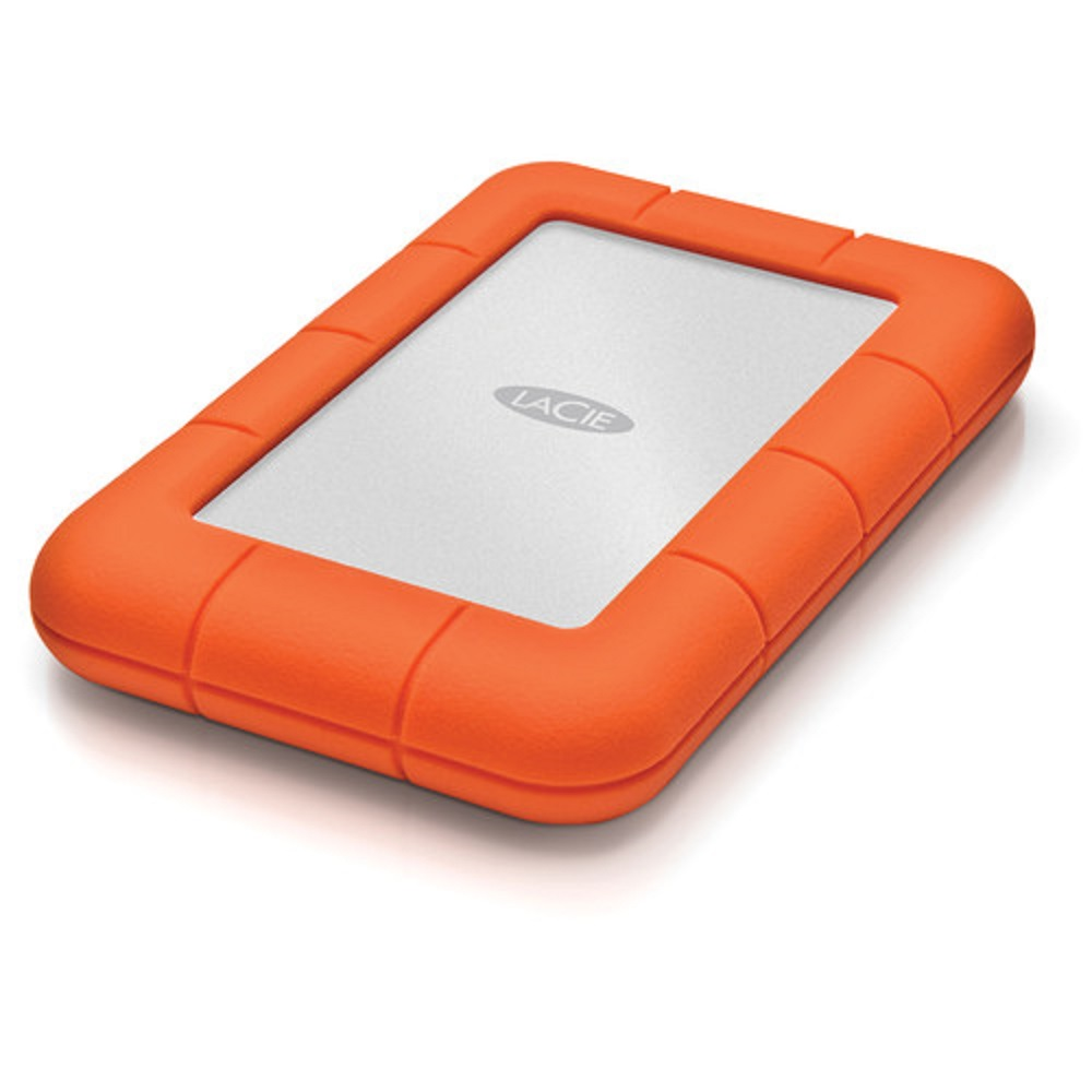 Image For Lacie Rugged™ USB-C 1 TB Harddrive