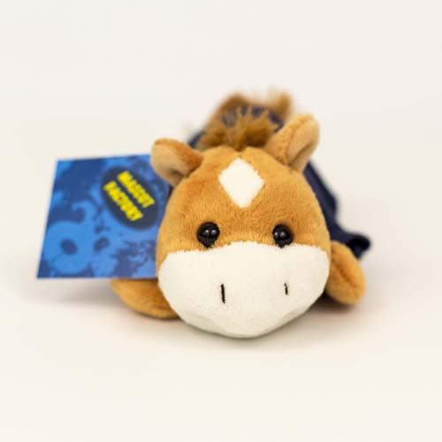 Cover Image For Plush Horse Chublet with Tee