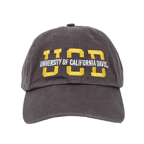 Image For Richardson® UCD Extended Logo Hat w/Adjustable Strap