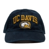 Cover Image for Champion UC Davis Hat Navy Mascot Toddler