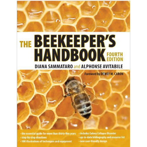 Image For The Beekeeper's Handbook